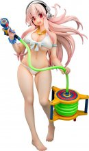 Senran Kagura Peach Beach Splash X Super Sonico Socha 1/7 Super