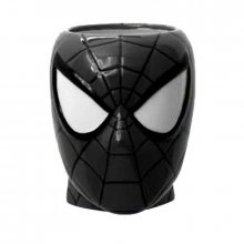 3D Hrnek Spider-Man Symbiote Costume Marvel Comics Super Hero