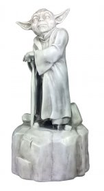Star Wars Garden Ornament Stone Yoda 42 cm