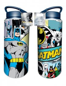 DC Comics Drink Bottle Batman Wrap