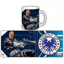 Hrnek marvel Comics Nick Fury
