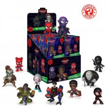 Spider-Man Animated Mystery mini figurky 5 cm Display (12)