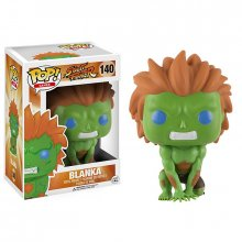 Figurka Street Fighter POP! Blanka 9 cm