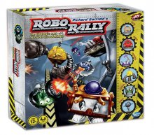 Avalon Hill desková hra Robo Rally german
