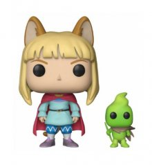 Ni no Kuni II Revenant Kingdom POP! Games Vinyl Figure Evan & Hi