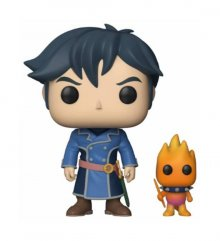Ni no Kuni II Revenant Kingdom POP! Games Vinyl Figure Roland &