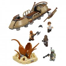 LEGO Star Wars Episode VI Desert Skiff Escape