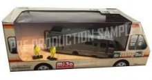 Breaking Bad Diecast Model 1/64 1986 Fleetwood Bounder RV with 2
