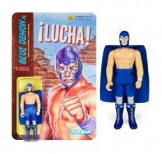 Legends of Lucha Libre ReAction Akční figurka Blue Demon Jr. 10