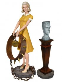 The Munsters Maquette Marilyn Munster 32 cm