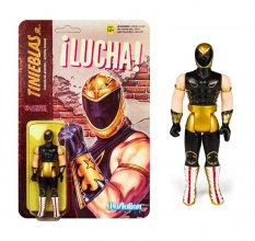 Legends of Lucha Libre ReAction Akční figurka Tinieblas Jr. 10 c