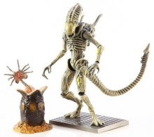 Aliens Colonial Marines Action Figure 1/18 Xenomorph Boiler 10 c