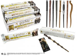 Harry Potter Mystery Wands 30 cm Display Series 2 (9)