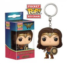 Wonder Woman Movie Pocket POP! vinylový přívěšek na klíče Wonder