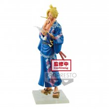 One Piece magazine PVC Socha A Piece Of Dream Sabo 18 cm