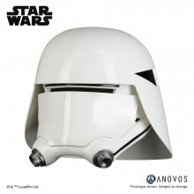 Star Wars Episode VII Replica 1/1 First Order Snowtrooper Helmet