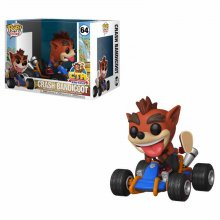 Crash Team Racing POP! Rides Vinylová Figurka Crash Bandicoot 15