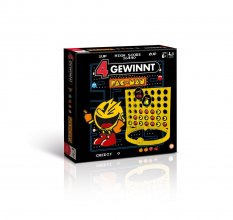 Pac-Man Game Connect 4 *German Version*