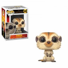 The Lion King (2019) POP! Disney Vinylová Figurka Timon 9 cm
