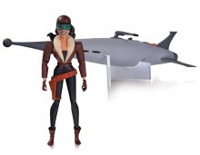 The New Batman Adventures Deluxe Akční figurka Roxy Rocket 14 cm