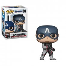 Avengers Endgame POP! Movies Vinylová Figurka Captain America 9