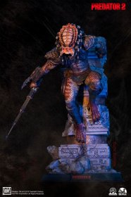 Predator 2 Socha 1/4 City Hunter Elite Edition 65 cm