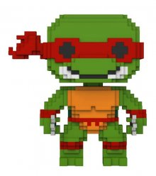 Teenage Mutant Ninja Turtles POP! 8-Bit Vinylová Figurka Raphael