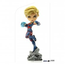 Avengers Endgame Mini Co. PVC figurka Captain Marvel 18 cm
