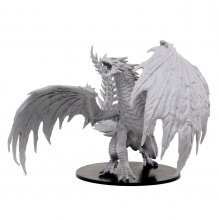 Pathfinder Battles Deep Cuts Unpainted Miniatures Gargantuan Red