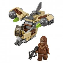 LEGO Star Wars Microfighters Rebels Wookiee Gunship