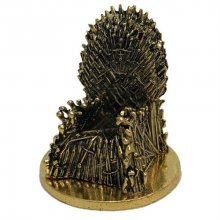 Game of Thrones KUZO Diecast Mini Replica Iron Throne Gold Varia