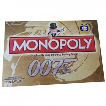 Monopoly James Bond 50th Anniversary