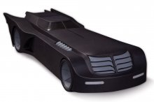 Batman The Animated Series Vehicle Batmobile 61 cm