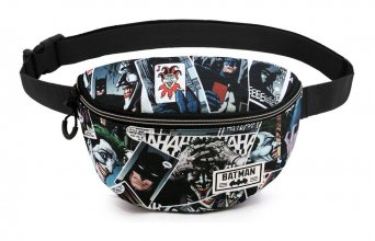 DC Comics Belt Bag Joker Comic