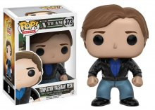 A-Team POP! Television Vinyl Figure Templeton Faceman Peck 9 cm
