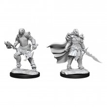 D&D Nolzur's Marvelous Miniatures Unpainted Miniatures Dragonbor