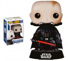 Star Wars POP! Vinyl Bobble-Head Figure Unmasked Darth Vader 9 c