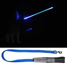 Star Wars LED Dog Lead Luke Skywalker Lightsaber