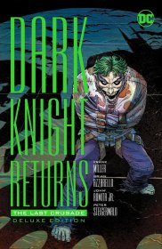 DC Comics Comic Book Dark Knight Returns The Last Crusade by Fra
