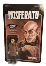 Nosferatu ReAction Akční figurka Nosferatu Sepia Version 10 cm