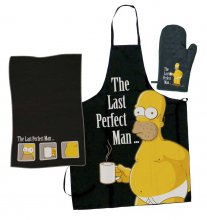 Simpsons Kitchen-Set The Last Perfect Man