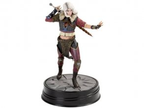 Witcher 3 Wild Hunt PVC Socha Ciri (2nd Edition) 20 cm