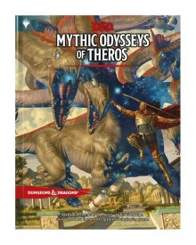 Dungeons & Dragons RPG Adventure Mythic Odysseys of Theros engli