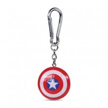 Captain America 3D-Keychains Shield 4 cm Case (10)