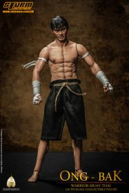 Ong-Bak figurka Tony Jaa The Thai Warrior Ting 30 cm