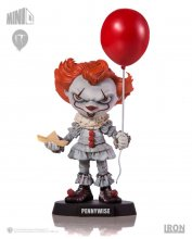 Stephen King's It Mini Co. PVC figurka Pennywise 17 cm
