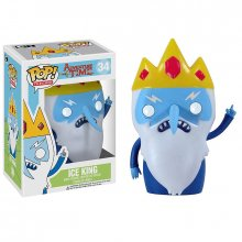 Adventure Time POP! vinylová figurka Ice King 10 cm - VYPRODANÉ