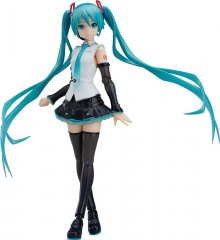 Character Vocal Series 01: Hatsune Miku Figma Action Figure Hats