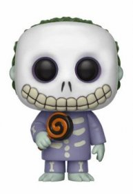 Nightmare Before Christmas POP! Vinylová Figurka Barrel 9 cm