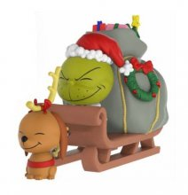 The Grinch POP! Ridez Vinyl Vehicle with Dorbz Figure Grinch, Ma